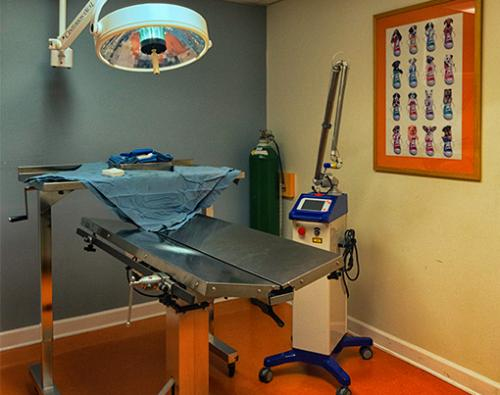 19 Large-surgical-suite-with-laser-tool